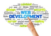 web-development-circle