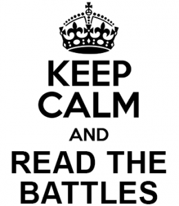 read the battles