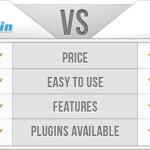 DirectAdmin vs cPanel Comparison Chart