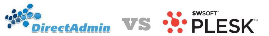 DirectAdmin vs Plesk
