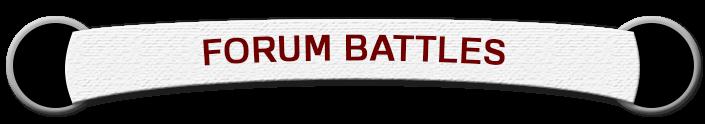 Forum Battles