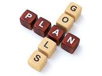 Set goals and put together a plan