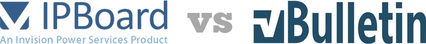 IPB vs vBulletin