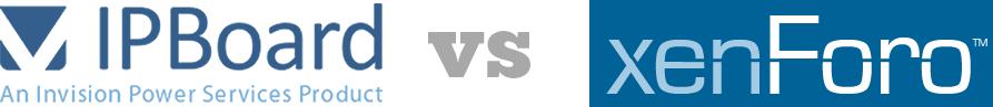 IPB vs XenForo