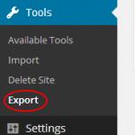 Exports Tools
