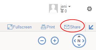 Share Button Bing