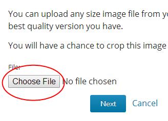 Upload Image File