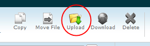 Upload In Cpanel