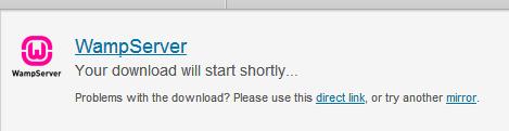 WAMP Download