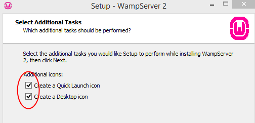 WAMP Icon Creation
