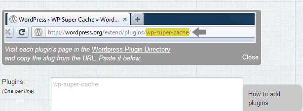 How To Add A Plugin