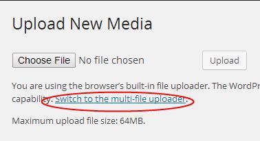 Multi-File Uploader