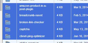 Selected Plugins
