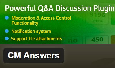 CM Answers