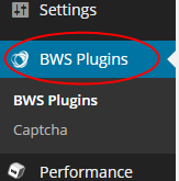 BWS Plugins