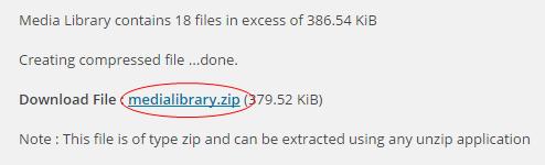 Compressed File