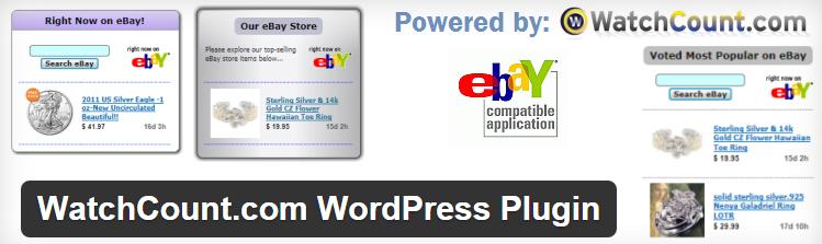 WatchCount Ebay Plugin