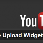 YouTube Upload Widget