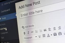 New Blog Post Idea