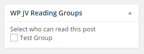 Reading Group In Post