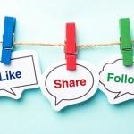 integrate social media website
