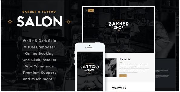 Barber Tattoo Salon