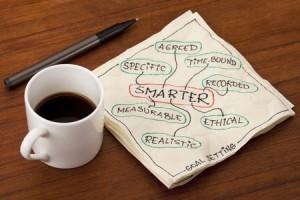 SMART Blog Goals