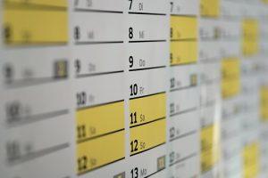 Scheduled Blog Posts